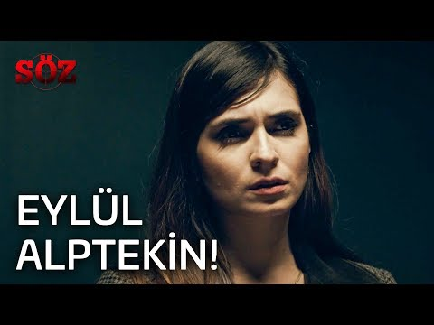 Söz | 27.Bölüm -  Eylül Alptekin!
