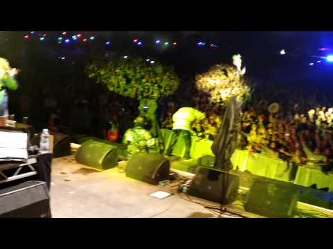 General Levy UK All Stars Boomtown 2014