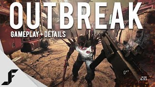 OUTBREAK GAMEPLAY + DETAILS - Rainbow Six Siege Zombie Mode!