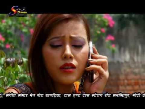 Ghare Aaja Ye Balamuaa # घरे आजा ये करेजा ओठलाली बोलावता # Bhojpuri Romantic Song # Riya Films 2016