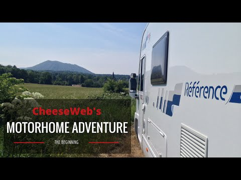 CheeseWeb Motorhome Adventure Promo
