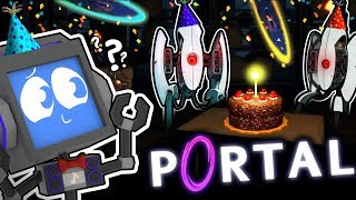 The CAKE is REAL? - Portal