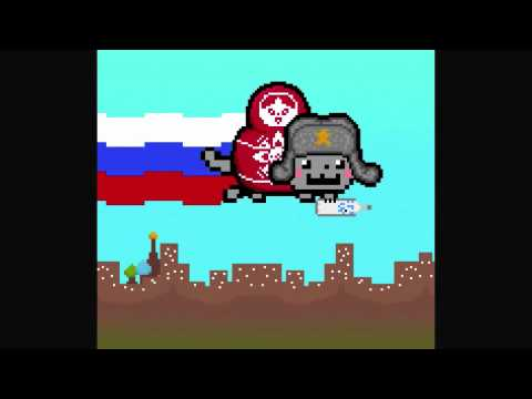 Russian Nyan Cat - Super Vodka Extended Version