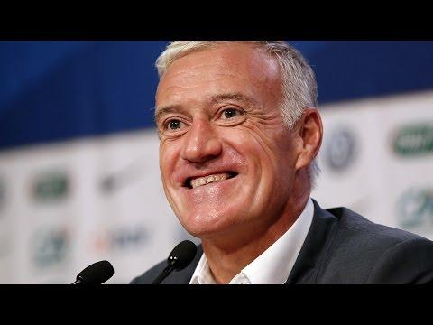 Conférence de presse de Didier Deschamps (le replay)