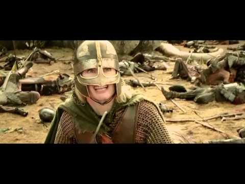 Lord of the Rings : Eowyn vs Witch King Part 1
