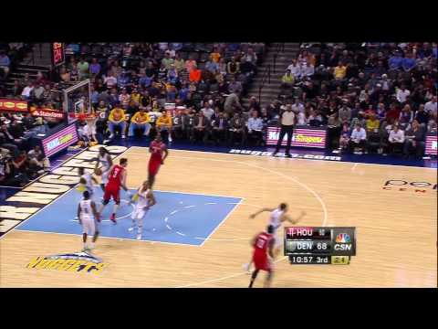 [4.9.14] Houston Rockets Highlights vs Nuggets (Full Highlights)