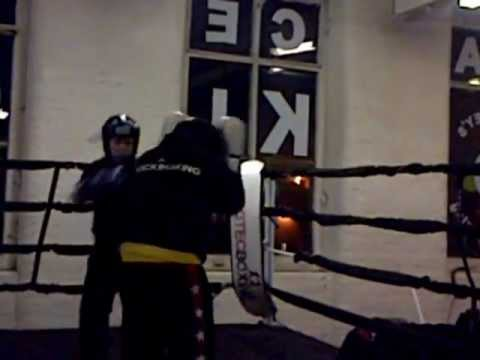 leecox junior 2nd wk kickboxing at ramseyacekickboxing blackburn Image 1