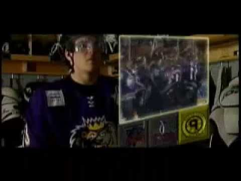 Manchester Monarchs 2005 Playoff Open Video