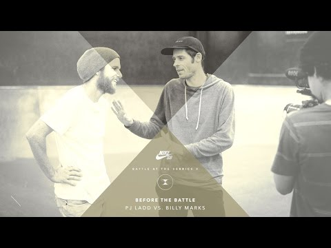 BATB X | Before The Battle: PJ Ladd vs. Billy Marks