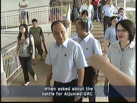 MM Lee said it's not the end of the world if PAP loses a GRC - 30Apr2011