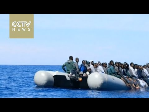 Italy rescues nearly 1,800 migrants from North Africa