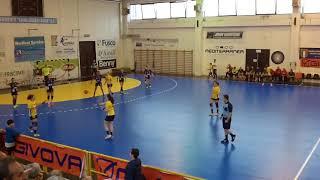 Serie A1F [21^]: Salerno - Oderzo 21-19