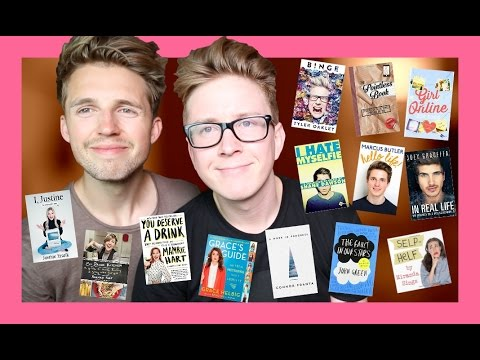 YouTuber Book Challenge (ft. Marcus) | Tyler Oakley thumbnail