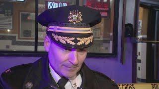 Philly Police Provide Update On Quadruple Shooting Inside Barbershop