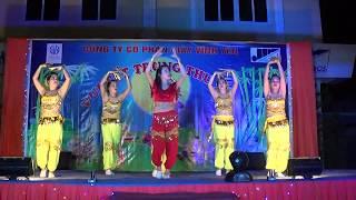 Múa: Thiếu nữ Thiên Trúc- Cty cp giày Vĩnh yên
