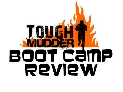 Tough Mudder Boot Camp - Review and Link