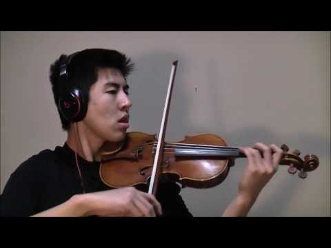 One Republic - Counting Stars - Jeff Jin (violin Cover) video