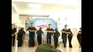 Itik Itik dance by 1st yr Our Lady of Fatima :)