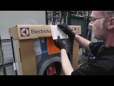 Завод Electrtolux Professional в г. Люнгби (Швеция)