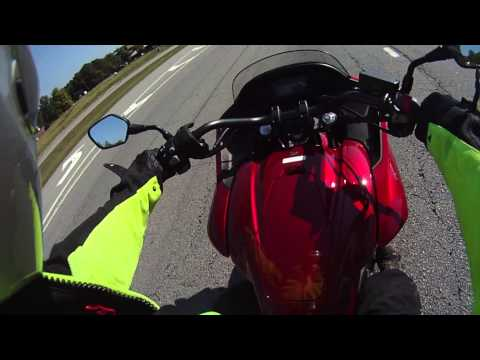 Moto Apex Reviews Honda CTX DCT 2014 with ABS