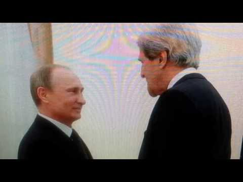 """""""Kerry Calls Out Russia"""""""