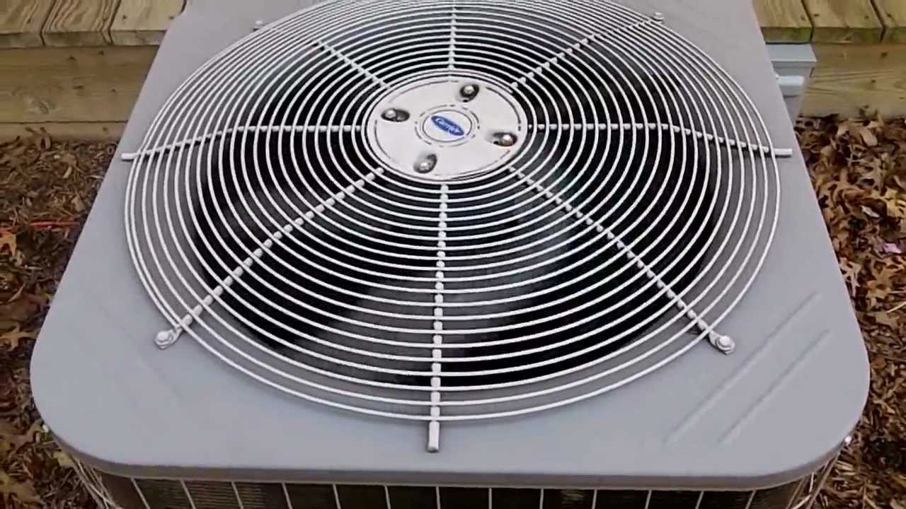 Carrier Hvac Unit Condenser Fan