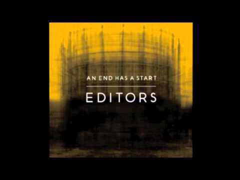 Editors - Weight Of The World