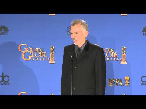 Billy Bob Thornton Golden Globes 2015 Press Room Interview