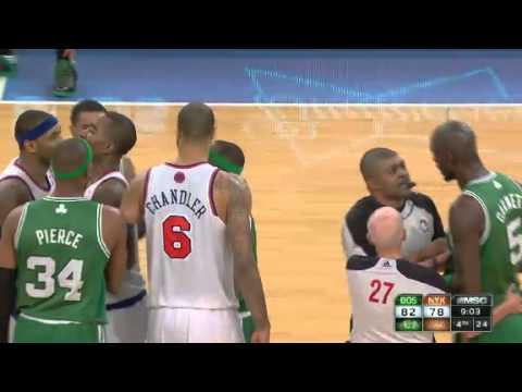 NBA - Celtics vs. Knicks Highlights - All Sport News