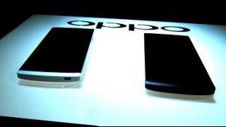 Oppo Find 5 - самый мощный смартфон - видео обзор