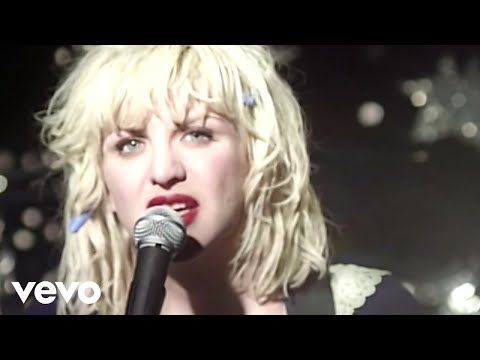 Courtney Love - Miss World