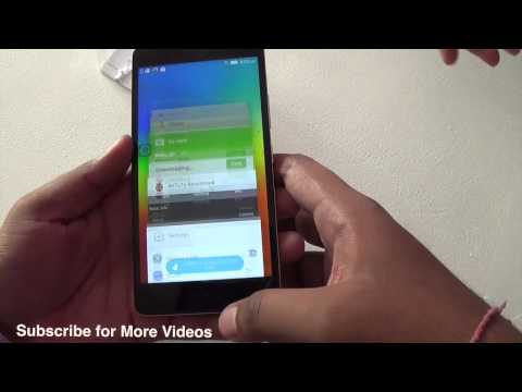 Lenovo K3 Note India Hands on Review - Camera, Features, Price