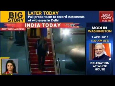 Prime Minister Narendra Modi Reaches U.S.A