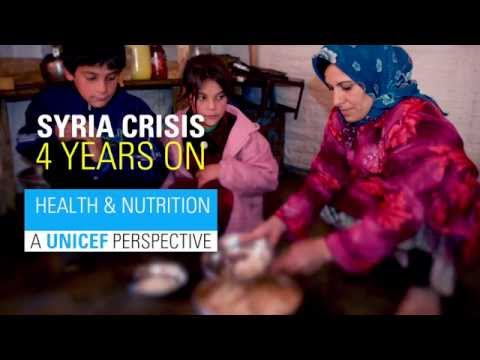 Syria Crisis – 4 Years On: Supporting a health system at breaking point