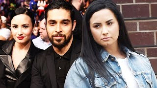 How Demi Lovato's Ex Wilmer Valderrama Plays a Huge Part in Her Recovery