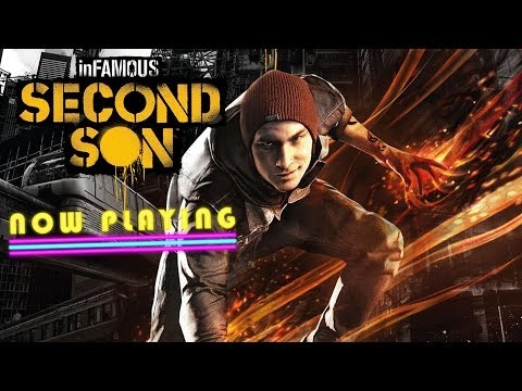 InFAMOUS: Second Son Now Playing
