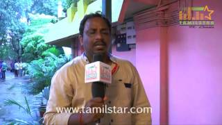 Gopi Anand At 144 Movie Team Interview