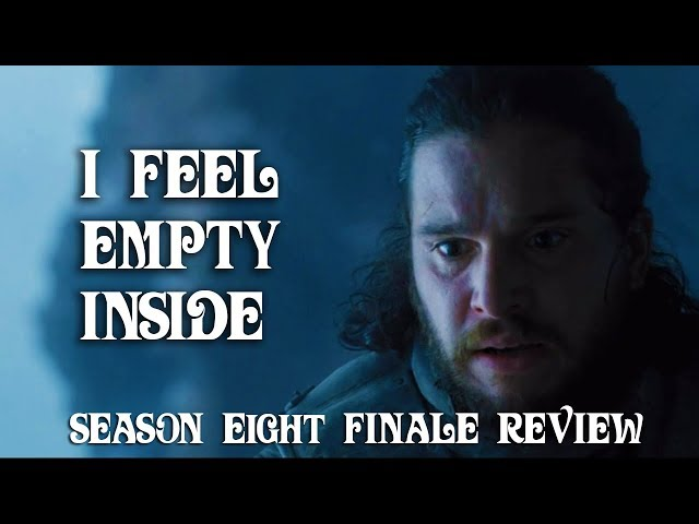 Game of Thrones Season 8 EP6 (The Iron Throne) Review, Critiques, Analysis thumbnail