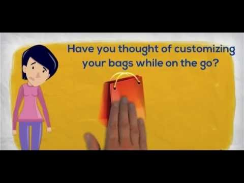 [Smart Bag - Promotional And Shopping Bags - Tote And Calico] Video
