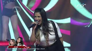 Las chicas Zoe cantan en escenario  | Noche de eliminación | Factor X Bolivia 2018