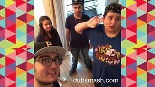DUBSMASH 50 - Os MELHORES Dubsmash | SirKazzio (c/ Rezende, Wolff, Pokey, Miss, Luiz, Wuant e MAIS)