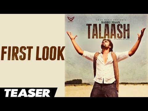 Babbu Maan - Talaash | Teaser - First Look | 2013 | Latest Punjabi Songs