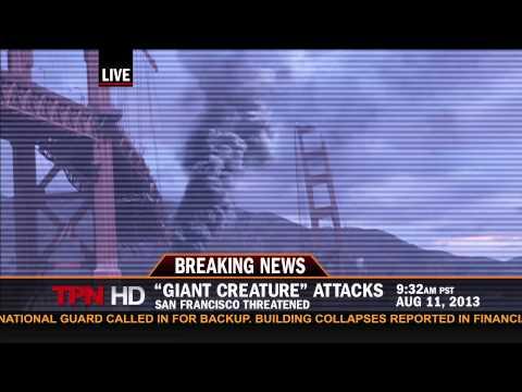 《環太平洋》巨大怪獸來襲!