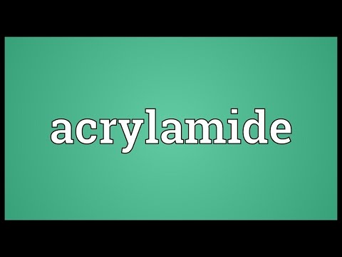 Header of Acrylamide