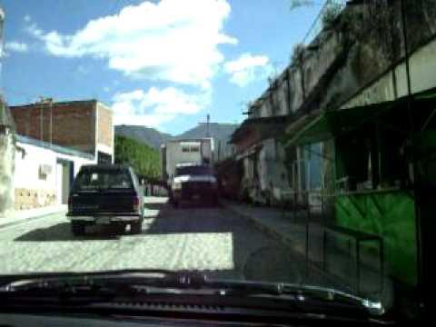 ENTRADA DE PURUAGUA,  GUANAJUATO