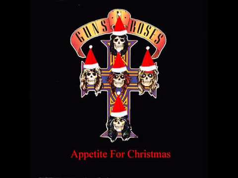 Guns N Roses - White Christmas