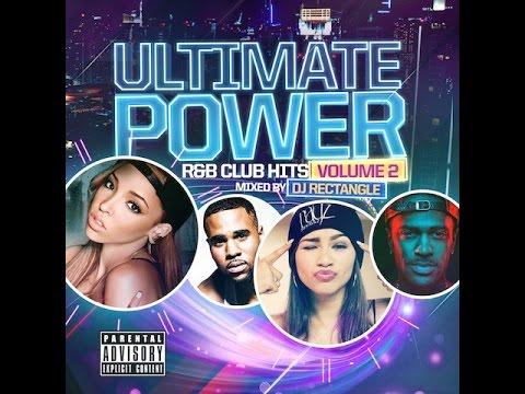 DJ Rectangle - Ultimate Power R&B Club Hits Vol.2