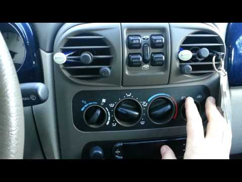 Year in review of a 2005 Chrysler PT Cruiser