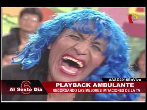 Playback Ambulante: Recuerde Las Mejores Imitaciones De La TV