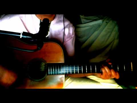 Lucy In the Sky With Diamonds The Beatles ((°J°)) Elton John Acoustic Cover w/ 12-String